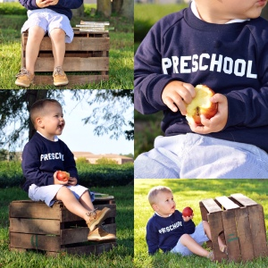Preschool Collage