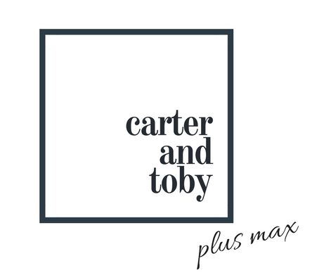 Carter and Toby